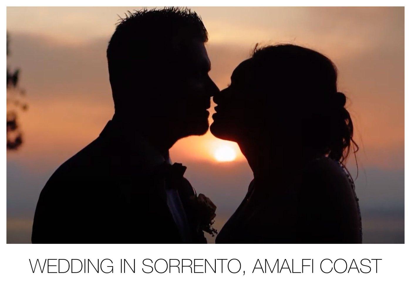 Wedding in Sorrento, Amalfi Coast.