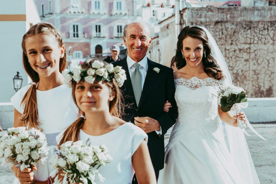 Matrimonio Hotel Torre dei Borboni, Ponza