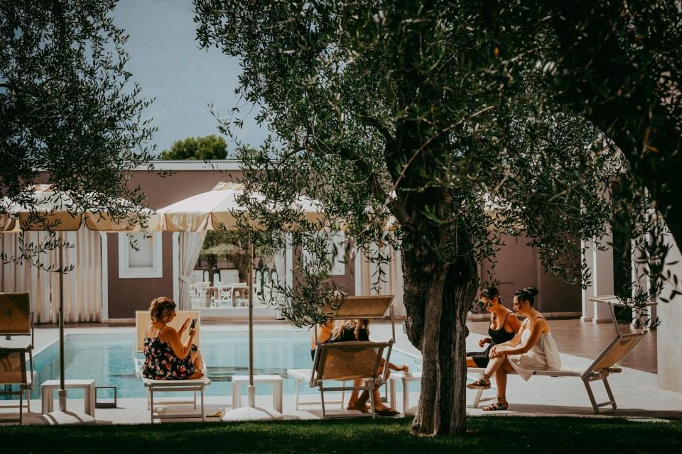 Matrimonio Villa Carafa