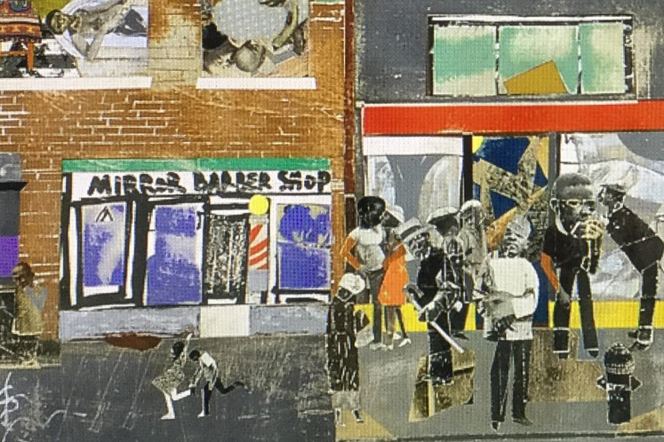 """""""The Block"""" is Hot and Romare Bearden"""