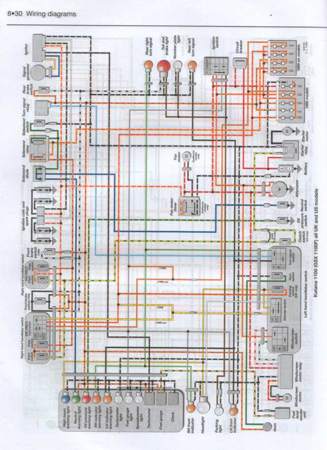 suzuki rv 125 wiring diagram pdf suzuki wiring diagrams suzuki rv wiring diagram pdf