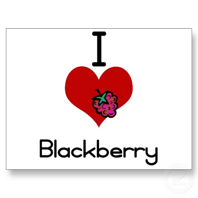 Un blog Blackberry per passione