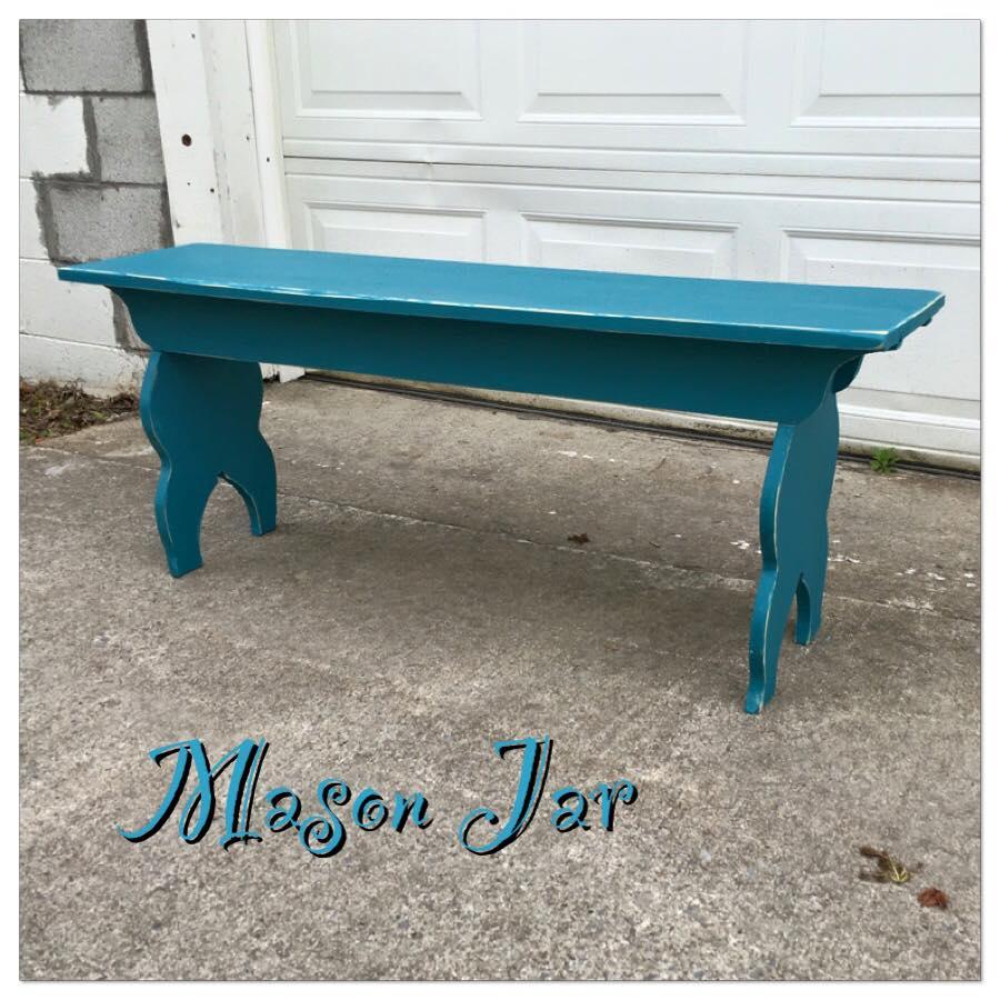 Mason Jar, New Beginnings Furniture