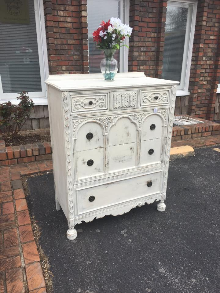 Warm Milk with Natural Wax, New Beginnings Furniture