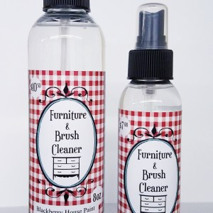 Furniture & Brush Cleaner, 8oz