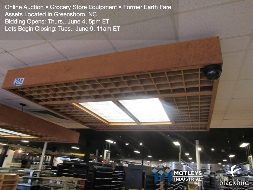 grocery store equipment greensboro