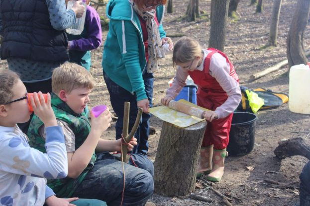 Forest School - Cooking (1)