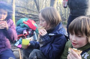 Forest School - Cooking (3)