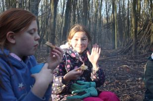 Forest School - Cooking (4)