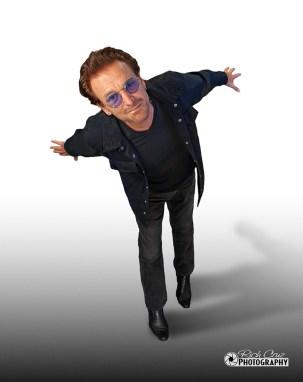 Pavel Sfera (Tribute: Bono)