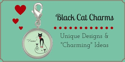 Black Cat Charms