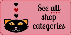 Black Cat Gifts Shop Categories