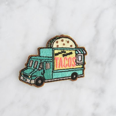 Food truck patch