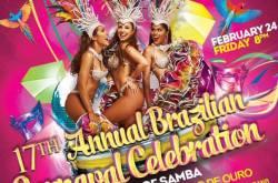 17th Annual Brazilian Carnival Celebration