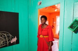 Artist Reception and Panel : Kentifrica is or Kentifrica Ain't