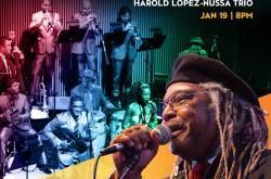 Juan de Marcos & the Afro-Cuban All-Stars w/ Harold López-Nusso Trio