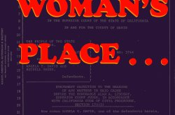 A Woman's Place Art Exhibition: Opening Reception