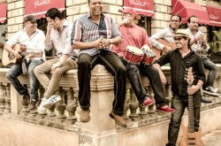 Adonis Puentes And The Voice Of Cuba Orchestra