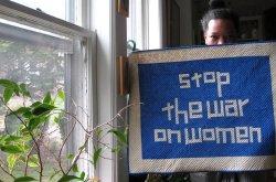 Textile Artists & Fabric Designers Chawne Kimber & Latifah Saafir at Quiltcon
