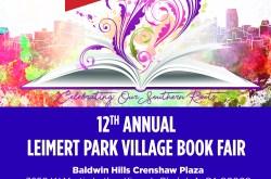 Leimert Park Village Bookfair