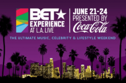BET Experience at L.A. Live presented by Coca-Cola®