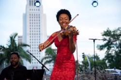 Hollywood & Highland Summer Jazz Nights: Dayren Santamaria & Made In Cuba