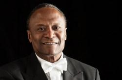 Thomas Wilkins – Conductor, Hollywood Bowl Orchestra