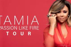 Tamia: Passion Like Fire Tour ~ Las Vegas