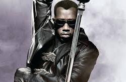 Blade- Striking Iron Film Series