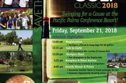 Brotherhood Crusade Charity Golf Classic 2018