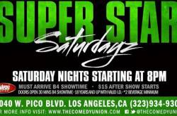 Super Star Saturdayz Comedy Show