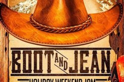 9th Annual Ultimate Boot & Jeans Post Thanksgiving Fall Affair
