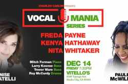 Denise Donatelli & Paulette McWilliams: Vocal Mania