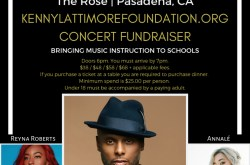 Kenny Lattimore Foundation Benefit Concert