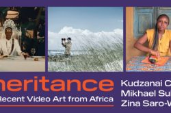 Inheritance: Recent Video Art from Africa
