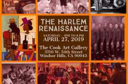 The Harlem Renaissance ~ Art Exhibit