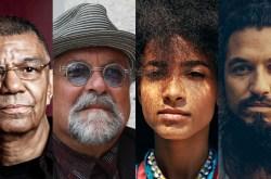 The Spring Quartet: Jack DeJohnette, Esperanza Spalding, Joe Lovano, Leonardo Genovese