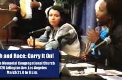 Faith and Race: Carry It On!