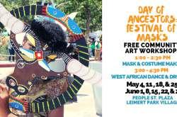 Festival of Masks Workshops