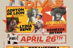 A Tribute to James Brown's Funky Divas