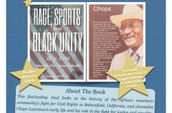 Race, Sports, and Black Unity 1875-1988: Voices From Chops Lawrence's Bakersfield