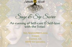 Sage and Sip Soiree