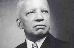Carter G. Woodson (1875-1950) The Father of Black History Month