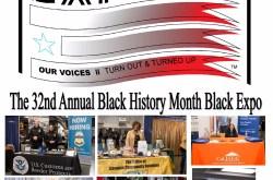 32nd Annual Sacramento  Black History Month Black Expo