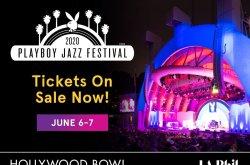 Playboy Jazz Festival Tickets!