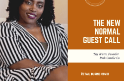 New Normal Guest Call - Tay Watts