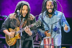 Ziggy Marley and Stephen Marley's #BobMarley75 Celebration