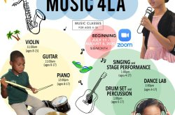 Music 4LA - Summer 2020