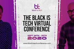 The Black Is Tech Virtual Conference 2020