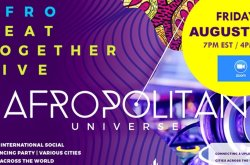 Afropolitan Universe -Virtual Afrobeats Party Show